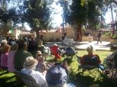 Opera outside the House of Israel, Balboa Park, San Diego