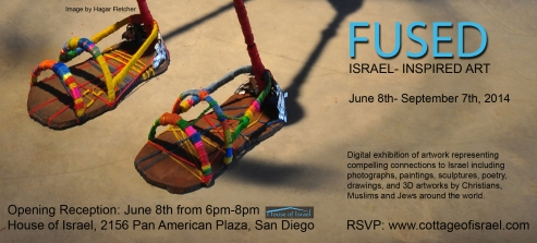 """Fused"" Art Exhibition"