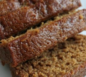 honey cake slices