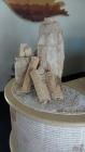 Dead sea scrolls and Jars from Matzot
