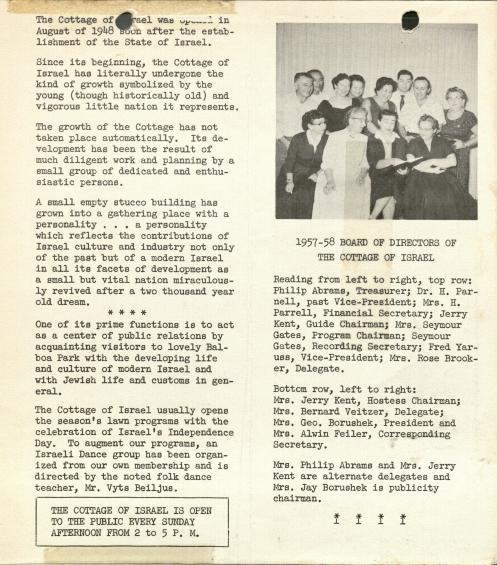 1957newsletter