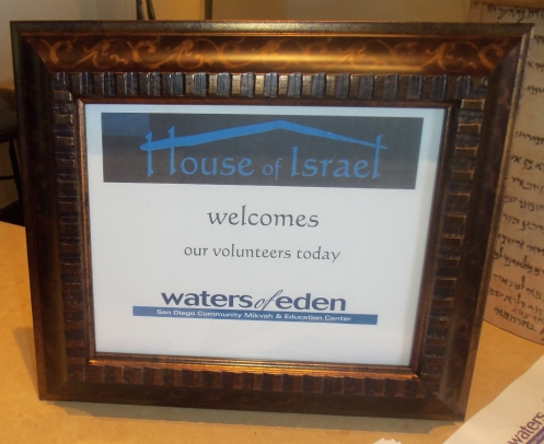 Welcome Waters of Eden
